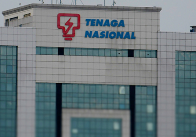 Malaysian Energy Group - TENAGA Nasional Bhd - has been issued a RM 4.000.000.000 tax bill by the Revenue Board of Malaysia